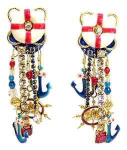 lunch at the ritz Lunch At The Ritz Sailor earrings