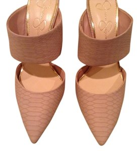 Jessica Simpson Dusty Rose Pumps