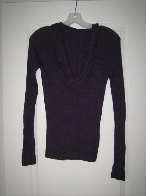 Moda International Cotton Henley Sweater