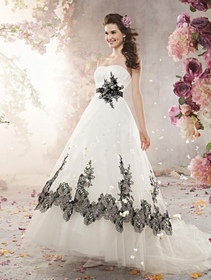 Alfred angelo 2370 wedding dress on sale 57 off for Best way to sell used wedding dress