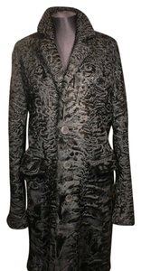 Sprung Freres Paris Fur Women Or Men 48 And 50 Elegant Tailored Fur Coat