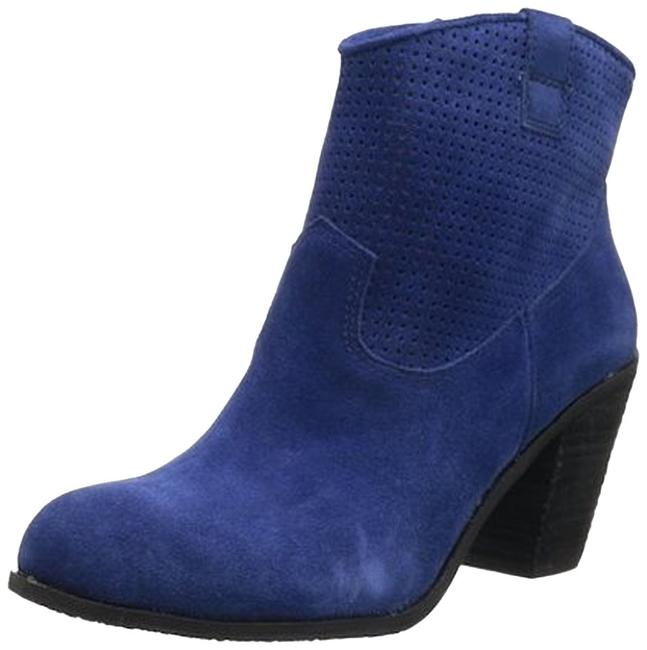 Item - Oxford Blue Holden Boots/Booties Size US 8 Regular (M, B)