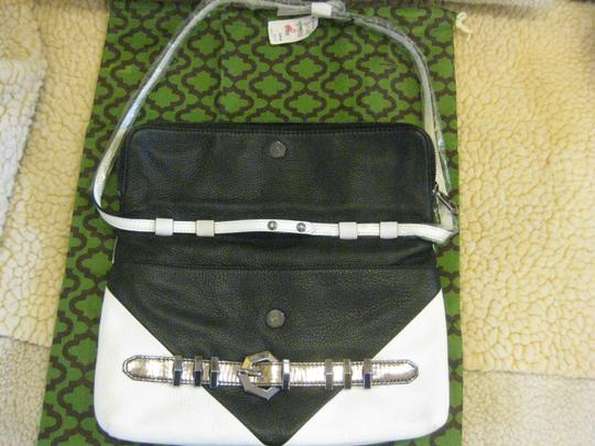 orYANY Black White Clutch