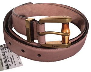 Gucci Gucci Leather Belt - 339068 BGH0T - 6812