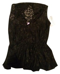 Eden Top Black