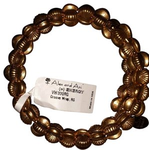 Alex and Ani Vintage 66 Groove Wrap