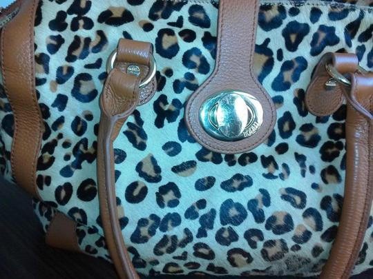 Bodhi Duster Included Satchel in Leopard
