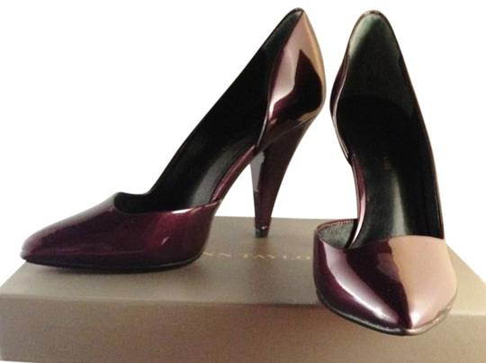 Preload https://item3.tradesy.com/images/ann-taylor-purple-d-orsay-leather-pointy-high-pumps-size-us-9-regular-m-b-1250047-0-0.jpg?width=440&height=440