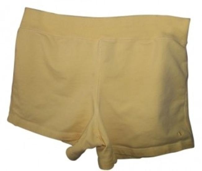 Preload https://img-static.tradesy.com/item/12501/athletic-works-yellow-cotton-workout-shorts-activewear-size-12-l-32-33-0-0-650-650.jpg