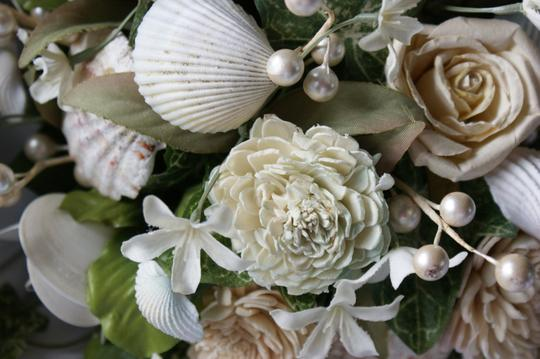 Beachy Seaside Bridal Bouquet