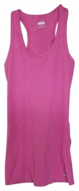 Preload https://img-static.tradesy.com/item/125031/nike-pink-fit-dry-activewear-top-size-4-s-27-0-0-650-650.jpg