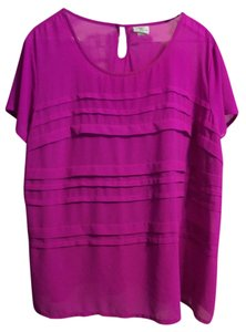 Worthington Top magenta