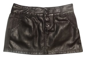 2b bebe Mini Skirt Black
