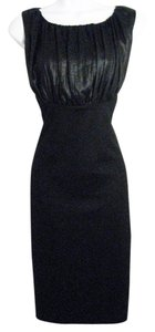 Andrew Marc Sleeveless Knee Length Night Out Dress