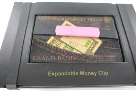Preload https://item1.tradesy.com/images/pink-money-clip-annodized-aluminum-gb1800pk-with-extra-in-box-1250435-0-0.jpg?width=440&height=440