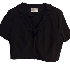 Julian Taylor Top black