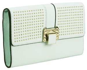 Rebecca Minkoff Light Turquoise Clutch