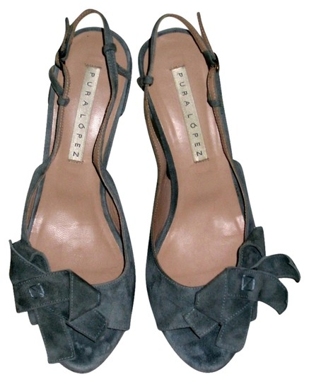 Pura Lopez Date Night Night Out Grey Formal