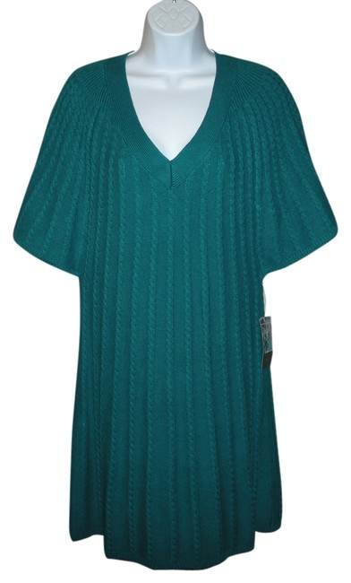 Preload https://item4.tradesy.com/images/style-and-co-dress-green-1250533-0-0.jpg?width=400&height=650