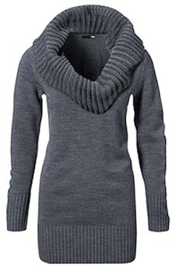 H&M Cowel Neck Extra Long Sweater