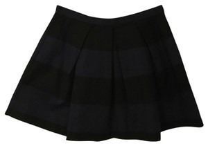 Gap Mini Skirt navy and black