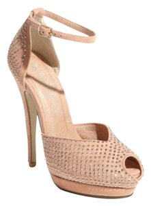Jeffrey Campbell Blush pink Platforms