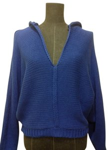 Elizabeth and James Size Xs Cotton Long Sleeves Sweater
