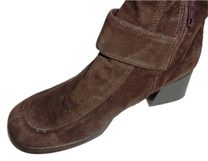 Seychelles Suede Boot Brown Boots