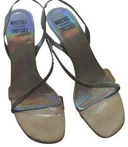 Mootsies Tootsies Silver Formal