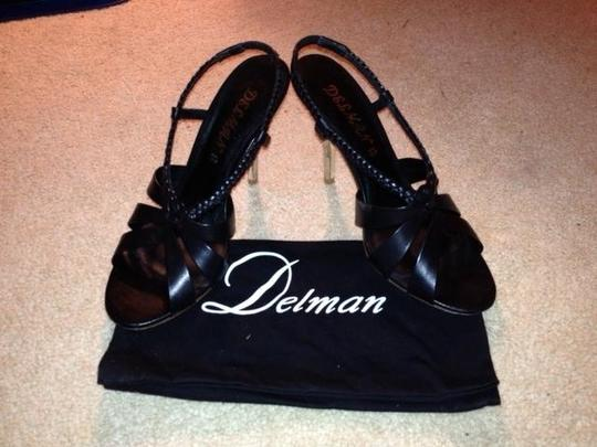 Delman Black Formal