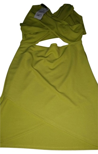 Preload https://item1.tradesy.com/images/zara-lime-green-above-knee-night-out-dress-size-12-l-1251235-0-0.jpg?width=400&height=650