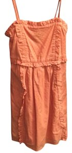 Marc by Marc Jacobs short dress Deep peach on Tradesy