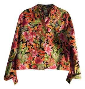 Stonebridge red, green,orange multi Jacket