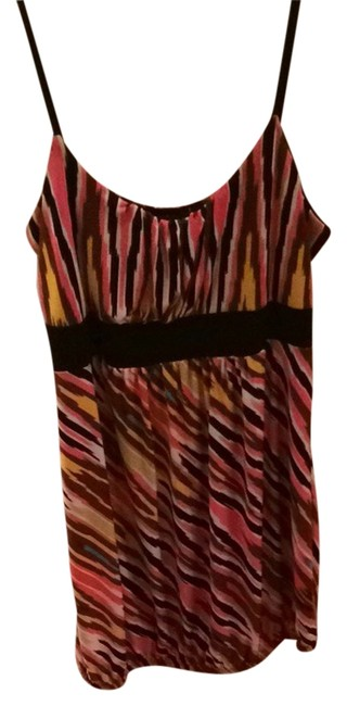 Wet Seal Top Multicolored