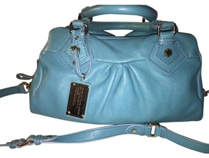 Marc by Marc Jacobs Satchel in Teal