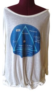 Chaser Pink Floyd T Shirt White