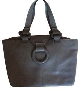 Sequoia Paris Satchel in French Grey/Taupe