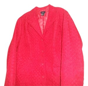 RQT Quilted red Jacket