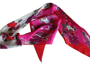 Accessory Street Multicolor Silk Scarf, by Accessory Street, 6 x 64