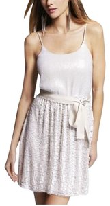 Express Sequin Cami Party Dress