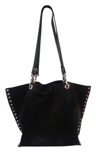 Chico's Studded Shoulder Bag