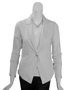 Lilla P Layer Casual Comfortable Soft dove grey Blazer