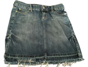 Express Skirt Denim