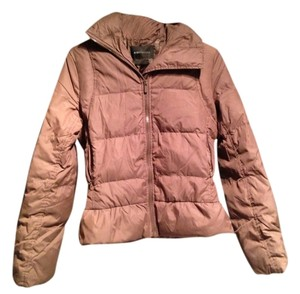 BCBGMAXAZRIA Brown Down Filled Jacket