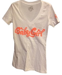 Baby girl by Shemar Moore T Shirt White