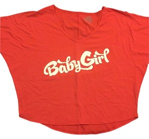 Baby Girl by Shemar Moore T Shirt Red