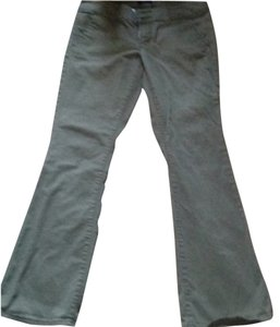 American Eagle Outfitters Boot Cut Pants Green