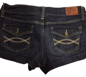 Abercrombie & Fitch Mini/Short Shorts Dark blue