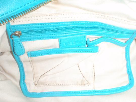 BCBGeneration Purse Satchel Tote in Teal