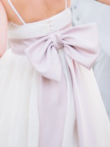 Gorgeous Sash W/ Large Bow